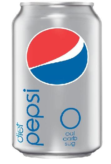 Can Diet Pepsi