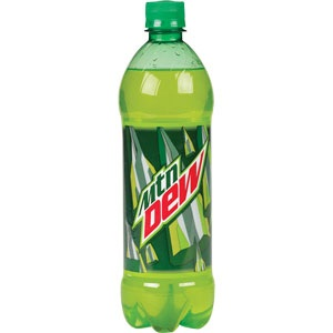 MT.Dew Bottle