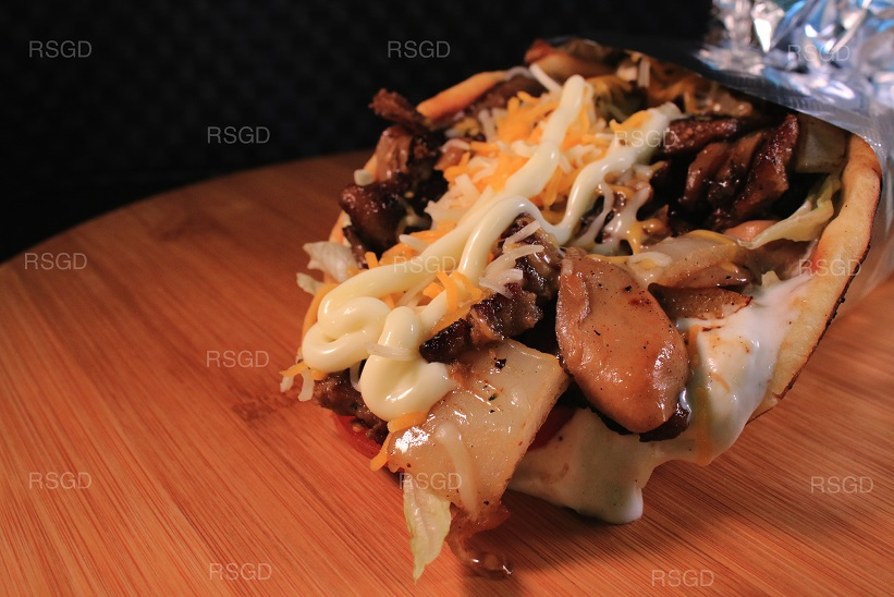 Western Gyro Sandwich