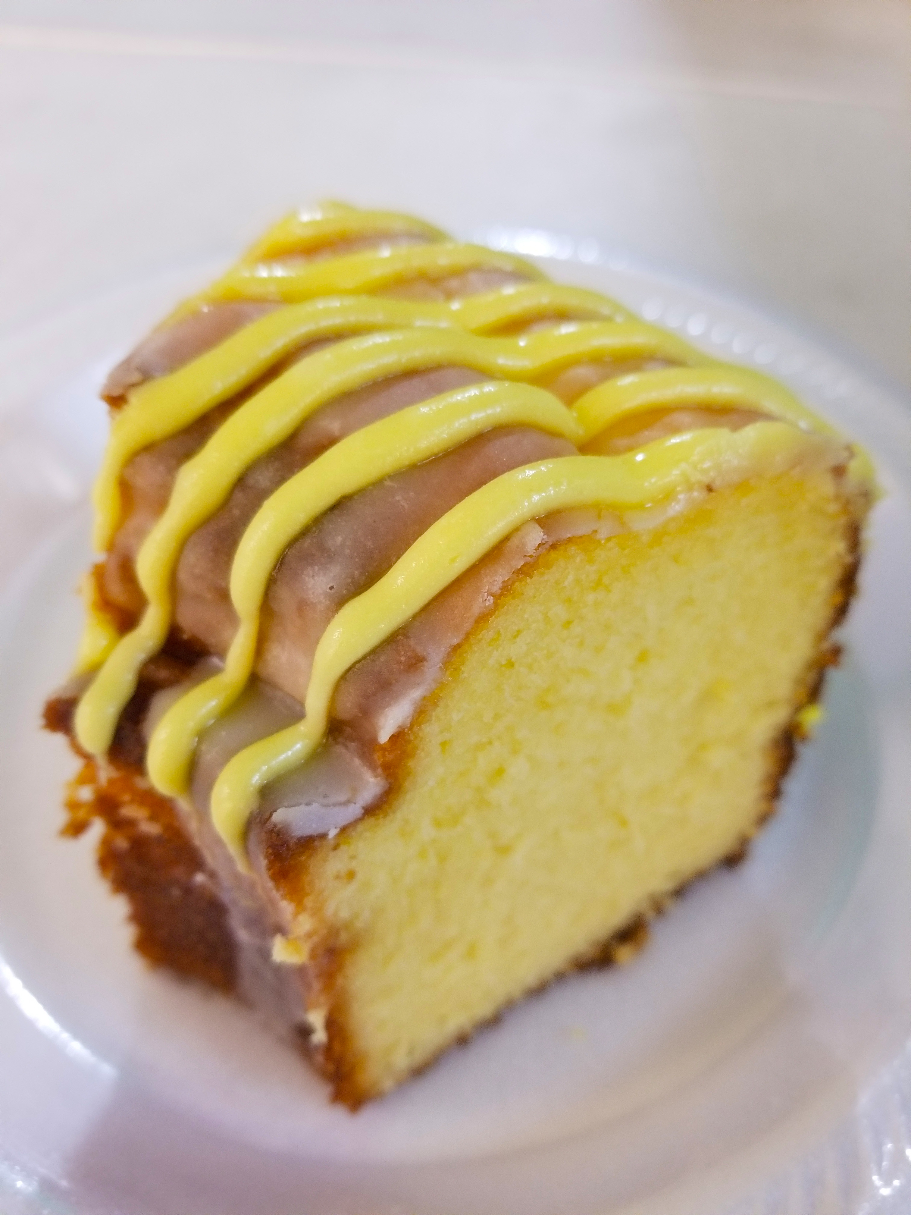 Lemon Zest Cake