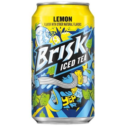Brisk Tea