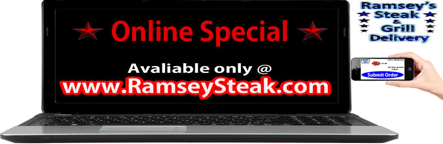 Check back Daily for Online Only Specials!