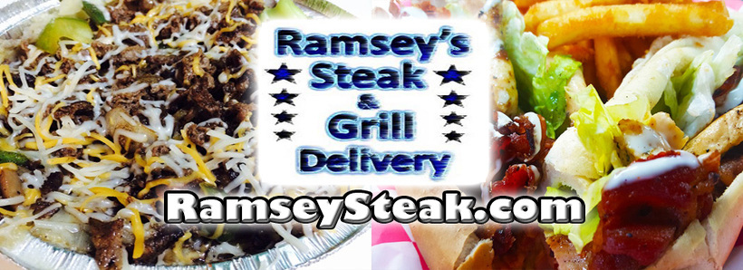 Ramseys Steak Delivery and Grill